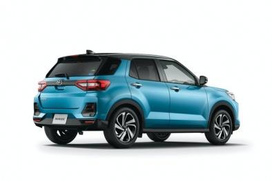 Toyota Raize 2020 chốt giá chỉ hơn 300 triệu đồng với nhiều ứng dụng nổi bật