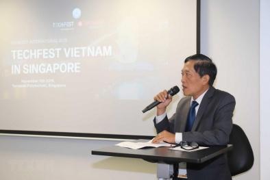 Techfest in Singapore: Thúc đẩy kết nối công nghệ và đổi mới sáng tạo
