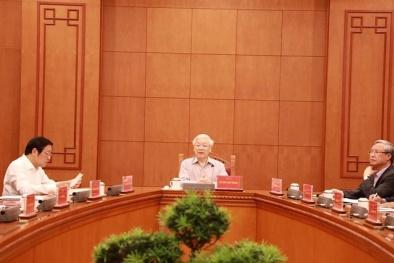 Bổ sung 2 vụ án vào diện Ban Chỉ đạo Trung ương về phòng chống tham nhũng theo dõi