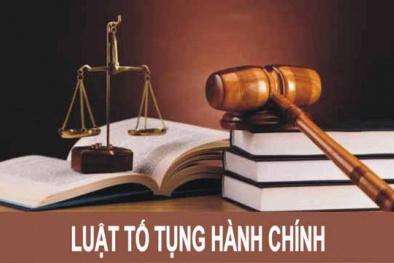 Thủ tướng chỉ thị tăng cường chấp hành pháp luật tố tụng hành chính