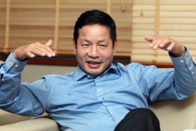 Đường xây dựng đế chế FPT của thầy giáo Trương Gia Bình