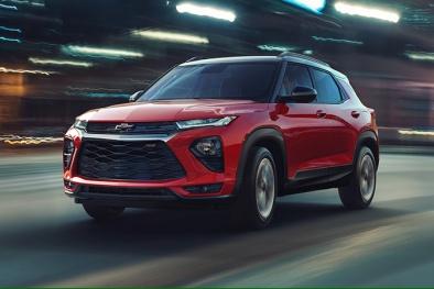 Giá chỉ hơn 400 triệu đồng, Chevrolet Trailblazer 2021 được ứng dụng những gì?