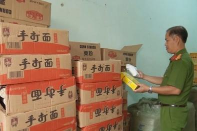 Đà Nẵng: Phát hiện toa tàu chứa hàng hóa không rõ nguồn gốc