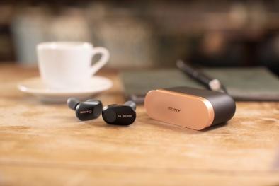 Khám phá tai nghe WF-1000XM3, đỉnh cao tai nghe chống ồn