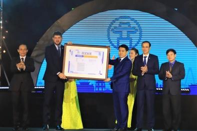 Hà Nội công bố gia nhập mạng lưới các thành phố sáng tạo