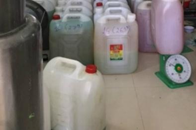 Nhập nhèm tinh dầu trộn hóa chất đánh lừa người tiêu dùng