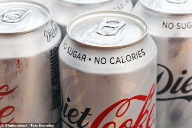 Thức uống ăn kiêng không hề có công dụng như mọi người vẫn tưởng