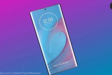 Sony Xperia 6 5G dự báo 'gây bão' vớt thiết kế đẹp long lanh