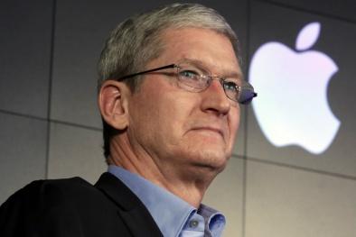 Tim Cook bị giảm hơn 10 triệu đô tiền thưởng dù doanh thu Apple cao nhất thế giới