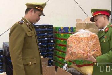 Ngăn chặn hành vi kinh doanh thực phẩm, bánh kẹo trôi nổi không rõ nguồn gốc xuất xứ