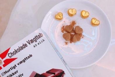 Thực hư socola Đan Mạch giảm 10kg trong 40 ngày