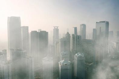 Ô nhiễm không khí có thể ảnh hưởng nghiêm trọng tới xương