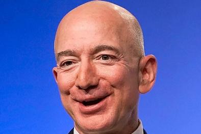 Cổ phiếu tụt giá, Jeff Bezos mất 760 triệu USD và không còn là người giàu nhất thế giới