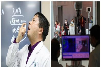 Phát triển loại thuốc xịt diệt khuẩn ngăn lây nhiễm virus corona