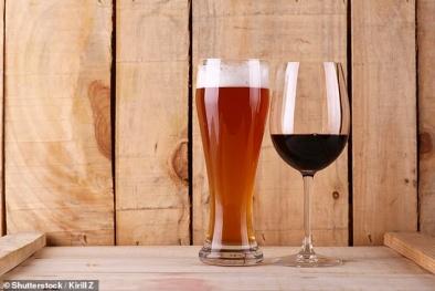Rượu bia và thuốc lá - nguyên nhân gây ra lão hóa não