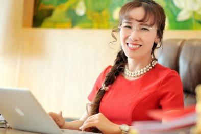 Nữ tỷ phú Nguyễn Thị Phương Thảo vừa 'lấy lại' hơn 700 tỷ đồng