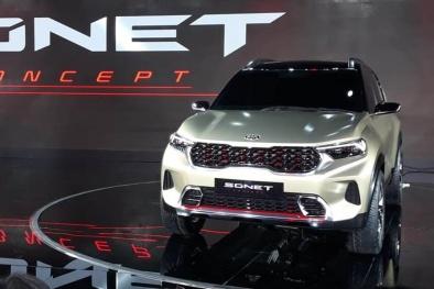 Kia trình diện chiếc ô tô SUV đẹp long lanh ra mắt tháng 8, giá từ 228 triệu đồng