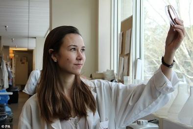 Phát hiện kháng sinh mới có cách tiêu diệt vi khuẩn lạ mang đầy hứa hẹn