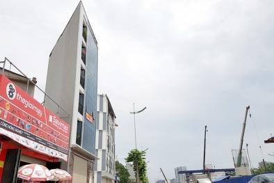 Hà Nội yêu cầu xử lý nhà 'siêu mỏng' trên tuyến đường Vành đai 3