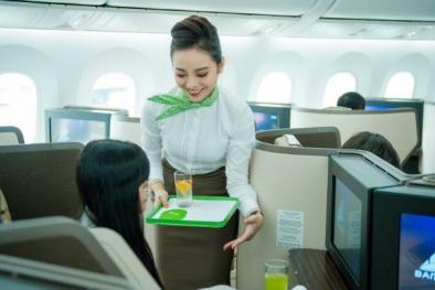 Chìa khóa thư giãn cho những hành trình bay dài xuyên lục địa