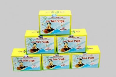 Thu hồi toàn quốc lô Cốm Trẻ Việt do Viện Dược liệu sản xuất không đạt tiêu chuẩn chất lượng