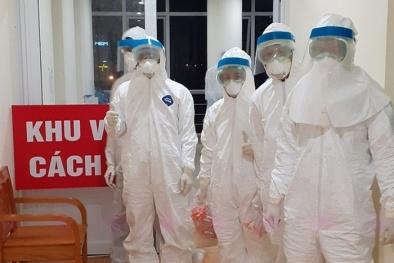 Ghi nhận thêm 4 ca nhiễm Covid-19 tại Việt Nam