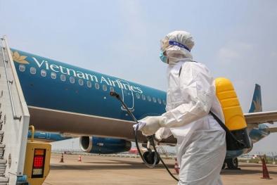 Bộ Y tế khẩn cấp tìm hành khách 7 chuyến bay có người nhiễm Covid-19