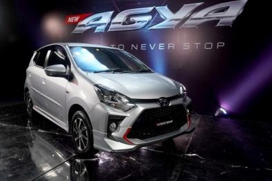Chi tiết mẫu hatchback Wigo 2020 giá từ khoảng 230 triệu đồng của Toyota
