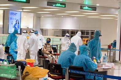 Covid-19: Thêm 9 ca nhiễm Covid-19 ở Việt Nam đều từ nước ngoài về