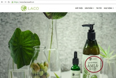 Không thu hồi sản phẩm theo yêu cầu, Công ty TNHH Quốc tế Laco còn quảng cáo mỹ phẩm như thuốc chữa bệnh
