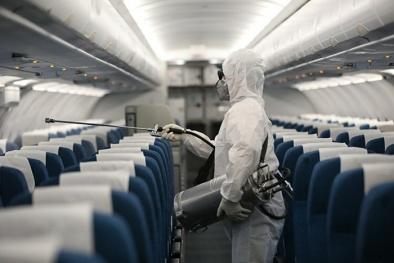 Bộ Y tế thông báo khẩn tìm hành khách trên 21 chuyến bay có người nhiễm Covid-19