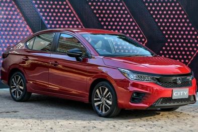 Sử dụng động cơ mới Honda City 2020 đối đầu cạnh tranh với Toyota Vios