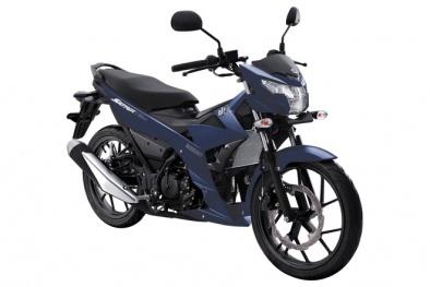 Suzuki Satria F150 giá 52 triệu chính thức lên kệ đại lý Việt Nam có gì hay?