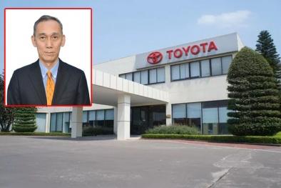 Chân dung tân Tổng giám đốc của Toyota Việt Nam