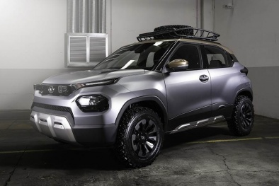 Chiếc ô tô SUV mini đẹp long lanh giá từ 139 triệu đồng sắp ra mắt có gì hay?