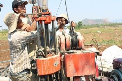 Đồng Nai: Hạn chế khai thác nước ngầm, ngăn chặn tình trạng suy thoái môi trường đất