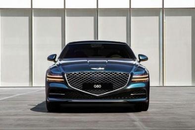 Có gì hấp dẫn ở Hyundai Genesis G80 2021 vừa ra mắt mới đây?