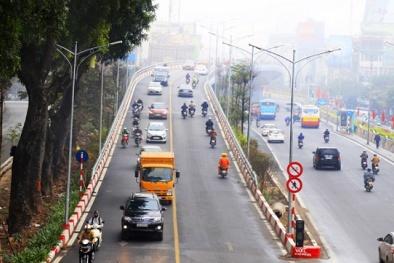 Hà Nội: Thu hồi phương án lập chốt giao thông cấm các phương tiện ra vào thành phố