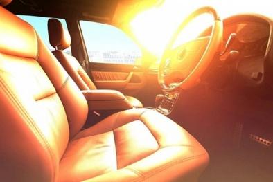 Cảnh báo nhiệt độ tăng cao ảnh hưởng đến ô tô, dễ xảy ra tai nạn