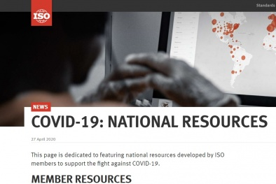 ISO đưa tin về hoạt động hỗ trợ doanh nghiệp của Việt Nam trong phòng chống dịch Covid-19