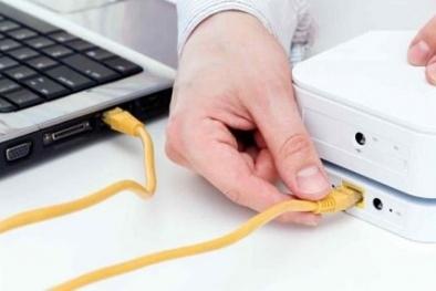 Thủ thuật tăng tốc độ internet trên máy tính khi làm việc tại nhà cực đơn giản