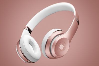 Tai nghe AirPods Studio mới của Apple có thể nhận biết vị trí đeo ở tai và cổ