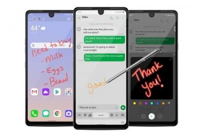 LG ra mắt smartphone mới Stylo 6 có thể cạnh tranh với Redmi Note 9, Huawei Y9s?