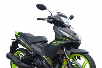 SYM ra mắt xe côn tay VF3i 2020 185cc khiến Exciter và Winner lo sợ