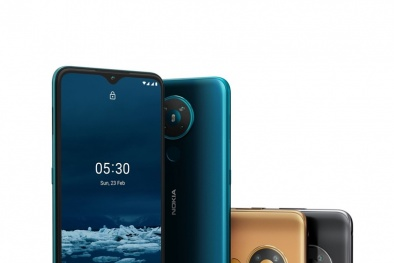 Nokia 5.3 lên kệ sau nhiều tháng im hơi lặng tiếng