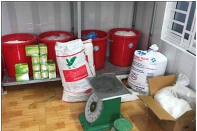 Bình Định: Công ty Lập Phát sản xuất nước yến bằng mủ trôm, bị phạt 236 triệu đồng