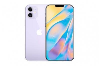iPhone 12: Màn hình nền LCD tiêu chuẩn giống với iPhone 11, không hỗ trợ 5G