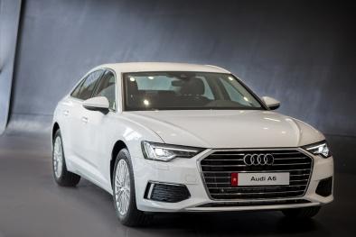 Audi A6 ra mắt phiên bản mới với nhiều cải tiến công nghệ chất lượng