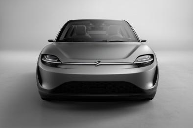 Chi tiết mẫu xe hơi đầu tiên của Sony: Ngoại hình đẹp long lanh, sức mạnh 536 mã lực