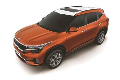 Đẹp long lanh, gần trăm nghìn người Ấn 'tranh nhau' mua SUV Kia Seltos giá chỉ hơn 300 triệu